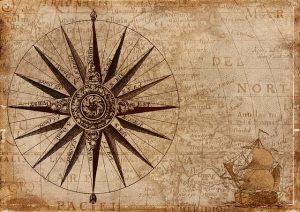 地図があるからこそ目的地にたどり着く